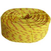 4mm-12mm Polyester diamond 16 braids rope Manufactures