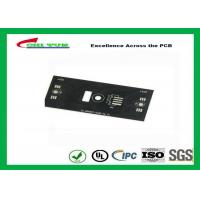 Prototype PCB Aluminum Base Board Single Side 1.6mm Milling PCB Surface  HASL Manufactures