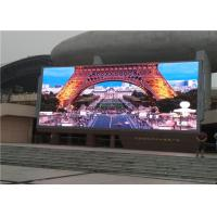 Full Color Outdoor LED Display Board P8 8mm Outdoor LED Display Panels Manufactures