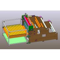 customized 2 unwinder automatic collect Microcomputer Paper Horizontal Cutter Machine Manufactures
