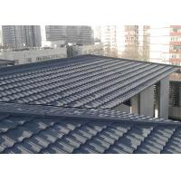 China Hot selling stone coated steel roofing sheet in red black coffee brown green with 50 year warranty for sale on sale