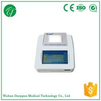 7 Inch LCD Touch Screen Fluorescence Immunoassay Analyzer Built - In Thermal Printer Manufactures