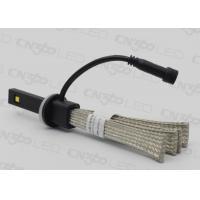 5th Generation Plug And Play 880 Car LED Headlight No Fan Design Manufactures