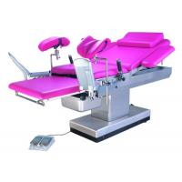 Hydraulic Electric Gynecology Exam Chair , Gynaecology Examination Table Manufactures