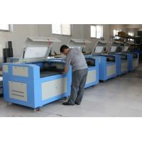 Red Dot Co2 Laser Engraving Cutting Machine For Plastic / Wood CE Certificate Manufactures