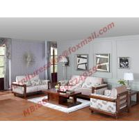 High Quality 1+2+3 Wooden Sofa Set from Shenzhen Right Home Furniture in Shenzhen China Manufactures