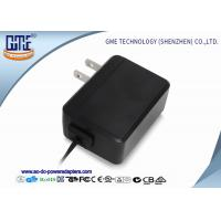 China CEC VI US PIN 5V 1A AC DC Power Adapter , Audio Devices wall mount adaptor wholesale