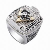 Championship Ring, Customized Designs Welcomed Manufactures