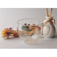 China Pyrex Double Wall Glass Tea Infuser , Double Walled Thermo Glasses on sale