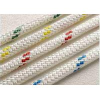 PP multifilament diamond 16 braids yacht Jib sheets Control Lineswire pulling Tie-down rope code