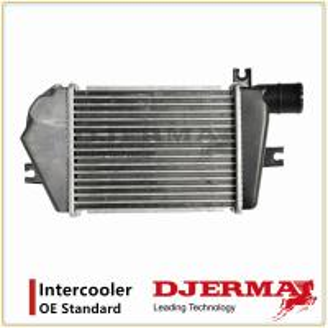 Aftermarket Aluminum L200 Pick Up Intercooler for Mitsubishi MN135001 Manufactures