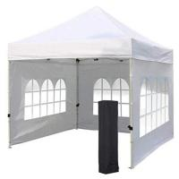Exhibition Marquee Canopy Tent 3 X 3 M Corrosion Resistance With Wall Manufactures