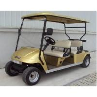 DV1046-Four Seats Electric Golf Cart Manufactures
