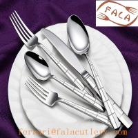 Europe 18/10 Mirror Polish Stainless Steel Spoon And Fork for sale