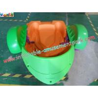 China Customized KIds, Child Play PVC tarpaulin Inflatable battery bumper boat Toys for fun on sale