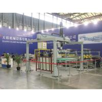 Aluminum Profile Lift Arm Glass Loading Machine For Laminated Glass Manufactures