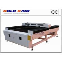 Buy cheap 1300*2500 Big Laser Cutting Machine Price Large Size for Sale With HIWIN Stepp from wholesalers