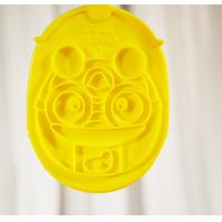 Anti-bacterial Body Shower Massager Silicone Baby Bath Brush for sale