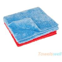 China Edgeless Plush Microfiber Towels Lint Free, Ultra Soft,Durable, Scratch-Free, Super Absorbent on sale