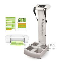 China Digital Scale Body Composition Analyzer With Printer For Hospitals / Sports Clubs on sale