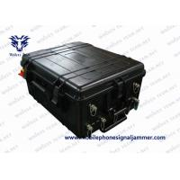 Waterproof Military Vehicle Bomb Jammer RF WIFI Cell Phone Signal Jammer With DDS Convoy Jamming System Manufactures
