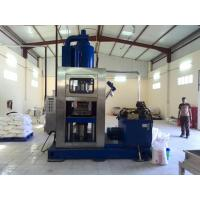 Rice Husk Hydraulic Briquette Machine , Double Rotary Tablet Compression Machine Manufactures