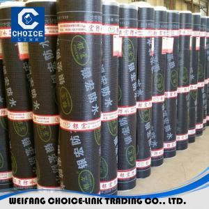 3.0mm SBS modified waterproofing membrane Manufactures