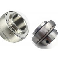 UC207 Stainless Steel Pillow Ball Bearing Spare Parts With P0 P6 P5 P4 P2 Precision Manufactures