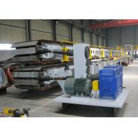 China Rock Wool Sandwich Panel Machine For Fire Prevention on sale