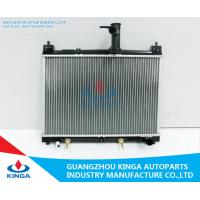 Aluminum Toyota Auto Radiator For VIOS 5CC OEM 16400 - 0M030 PA16 / AT Manufactures