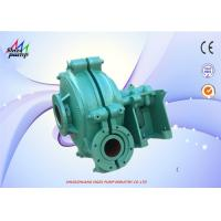 6 / 4 E - AH Sand Heavy Duty Diesel Engine Driven Centrifugal Pump For Dredging Manufactures