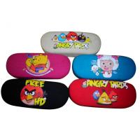 cute semi hard kids eye glasses cases for spectacle frame Manufactures