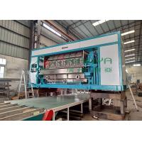 China Large Capacity Pulp Molding Equipment / Egg Tray Egg Carton Production Line on sale