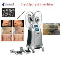 Fat Freeze Cooling Cryolipolysis Body Slimming Machine Supersonic Operation Systerm Manufactures