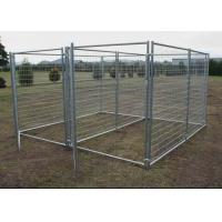 Security Site Steel Temporary Fencing High Perceptivity And No Destruction Manufactures