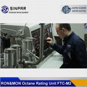 Octane rating tester SINPAR FTC-M1/M2 RON MON ASTM Manufactures