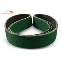 Multipurpose 4 X 21 Metal Sanding Belts Hand Held For Woodworking 36 - 400 Grits Manufactures