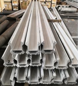 7250mm Aluminium Extruded Profiles Long Sandvik Tf500 Feed Beam HYASVFB7020 Manufactures