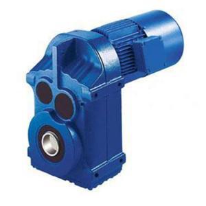 110kW F157 Ratio 11.92/27.60 12v high torque motor high rpm gear motor Manufactures