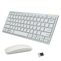 Super Slim Wireless Keyboard And Mouse Combo For Laptop PC TV BOX Manufactures