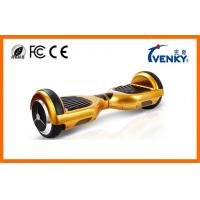 Smart two wheeled self balancing vehicle , Self Balanced Scooter you stand on Manufactures