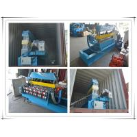 Metal Roofing Sheet Crimping Machine