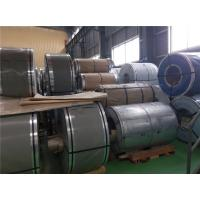 2B NO.1 Surface 304 Stainless Steel Coil SUS430 / Prime Cold Rolled Steel Coils Manufactures