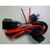 Motorcycle H4 Hi Low HID Xenon Light Conversion Kit Relay Wiring Harness Cable Manufactures