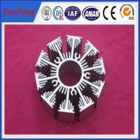 Aluminum heat sink for LED, LED heat sink aluminum extrusion Manufactures