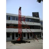 Quality Core Drilling Rig Diamond Bit Torque 2650Nm , XY-4T Drilling Tower for sale