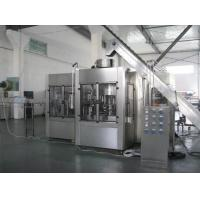 China 10000BPH PET Bottle Filling Machine , Drinking Water Treatment Filling Machine on sale