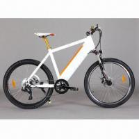 500W High-power Sports Electric Bike with 36V/10Ah Lithium Battery and Maximum Speed of 38kph Manufactures
