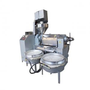 China 7.5-11KW Olive Oil Press Machine , Coconut Press Machine 910kg  Weight on sale