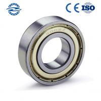 Non - Separable Deep Groove Single Row Ball Bearing 6011- 2Z GCR15 Material Manufactures